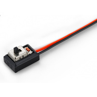 1/10th ESC switch to suit Justock,Xerun