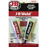 GLUE EPOXY J-B WELD JB8270 2X28G TUBE