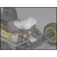 Aero Front Wing flat arm narrow B6/D