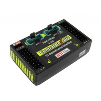 JETI Central Box 200 with Magnetic Switch for Complete Servo Management (15servos, 2Batt)