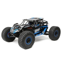 Losi Rock Rey 4WD RC Truck 1/10 RTR, Blue