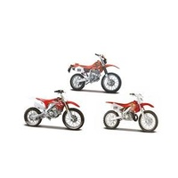1:18 DIRT MOTORBIKE HONDA  1 PC MA34007-W1 39300