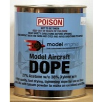 (DG) AIRCRAFT DOPE 500 ML CAN.