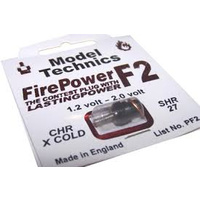 GLOW PLUG,FIRE POWER F2 EXTRA COLD