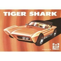 MPC 876 1/25 Tiger Shark Show Rod Plastic Model Kit MPC