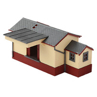 PECO GOODS SHED WOODEN TYPE