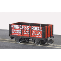 PECO COAL 7 PLANK PRNCSS ROYAL