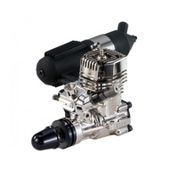 OS Engines MAX 11AX Nitro Aircraft Engine, .11 Size, Platinum 80th Anniversary Edition