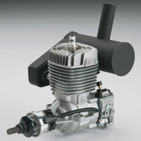 OS Engines GT22 Gasoline Engine with 5040 Silencer Included