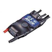 OS Engines Oca-230 30a Esc W/Programming Card Ocp-2 (2-4 Cell Lipo)