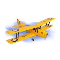 Phoenix Model Tiger Moth RC Plane, .40 Size ARF