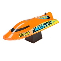 Pro Boat Jet Jam Pool Racer RC Boat, RTR, Orange