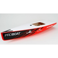 ProBoat Hull Only Ragazza