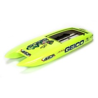 Pro Boat Hull and Decal Miss Geico 29 V3