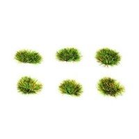 PECO 4MM SPRING -GRASS TUFTS PSG54