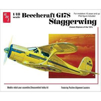 1/48 Beechcraft G 1 17S Stagger*