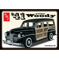 1/25  194 1 Ford Woody