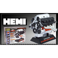 1:6 Dodge 6.1 Litre SRT Hemi V8 KIT.