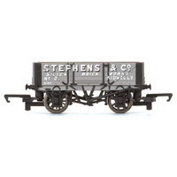 HORNBY 4 PLANK WAGON 'STEPHENS & CO.'