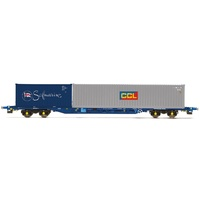 HORNBY TIPHOOK KFA CONTAINER WAGON R6794