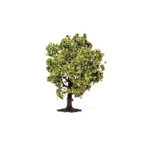 Apple Tree (with Fruit) 7.5CM 1PC R7213