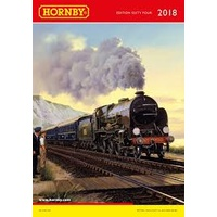 HORNBY 2018 CATALOGUE EDITION 64 R8155