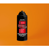 RBPCS007 PAINT P.CARB ORANGE 180ml SPRAY