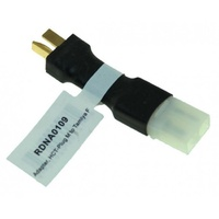 ADAPTOR MALE HCT(DEANS)PLUG RDNA0109