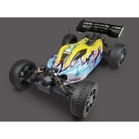 BLAST BX EBL brushless RTR w/60A ESC/3650 motor/11.1V 3250mah lipo/ 2.4GHz/ without  charger