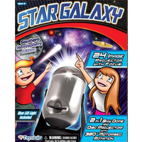 STAR GALAXY LIGHT PROJECTOR