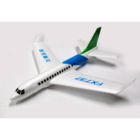 HAND LAUNCH GLIDER 475MM AIRLINER