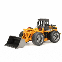 HUI NA TOYS CONSTRUCTION BULLDOZER 1/12 6CH