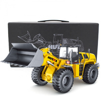 1:14 2.4G 10CH RC Front Loader w/Wheels