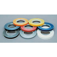 "TRIMTAPE WHITE, 3/32"" 2.38mm x 10.97 MTR"