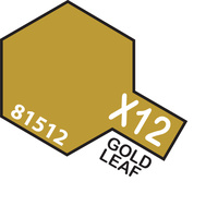 T81512 MINI X-12 GOLD LEAF