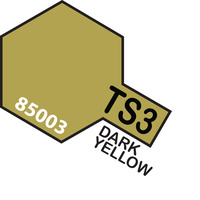 TAMIYA TS-3 DARK YELLOW 100ML