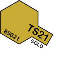 TAMIYA TS-21 GOLD 100ML T85021