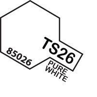 TAMIYA TS-26 PURE WHITE 100ML T85026