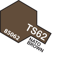 TAMIYA TS-62 NATO BROWN