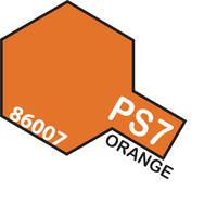 TAMIYA PS-7 ORANGE