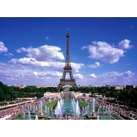 EIFFEL TOWER FRANCE 4000PC TOM840071