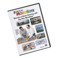 MONOKOTE COVERING INSTRUCT DVD