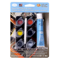 ACRYLIC PAINT POT SET - AUTO