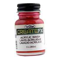 ACR WASH BARN RED 30ml