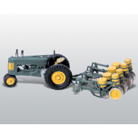 SEEDER & TRACTOR(1938-1946) SD