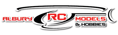 Albury RC Models and Hobbies logo